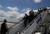 Iran's Foreign Minister in Ireland for Talks