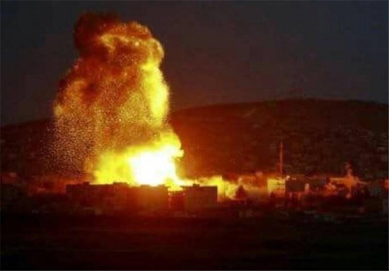 طائرات الاحتلال تشن 50 غارة على أهداف شمالی قطاع غزة