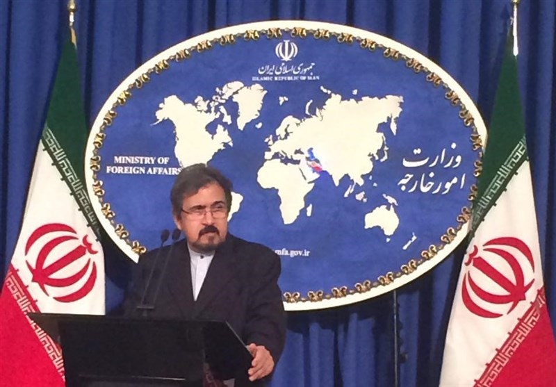 Iran Condemns Damascus Attacks, Sees Terrorists on Verge of Collapse