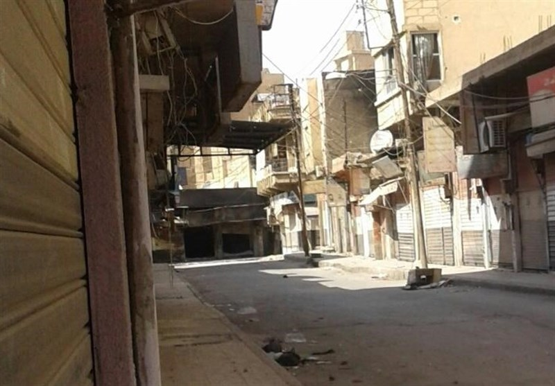 قوات کردیة تنتهک التهدئة وتعتدی على مؤسسات حکومیة فی الحسکة