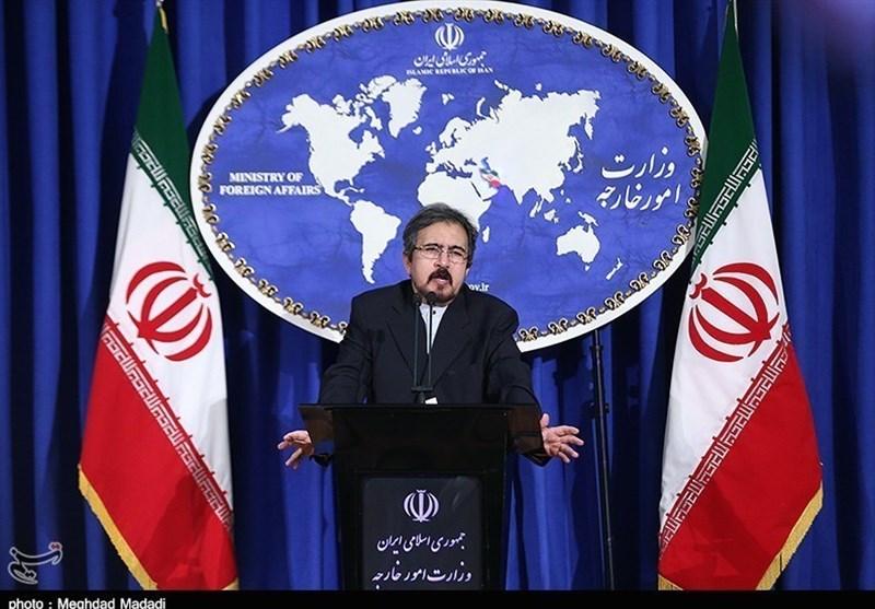 قاسمی: بعید است دفتر اتحادیه اروپا در تهران به زودی افتتاح شود