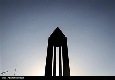 آرامگاه ابوعلی سینا - همدان