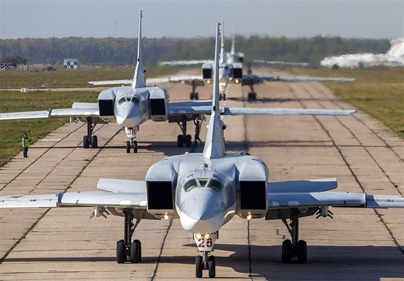 Russia's Long-Range Bombers Strike Terrorists in Syria's Deir ez-Zor Province