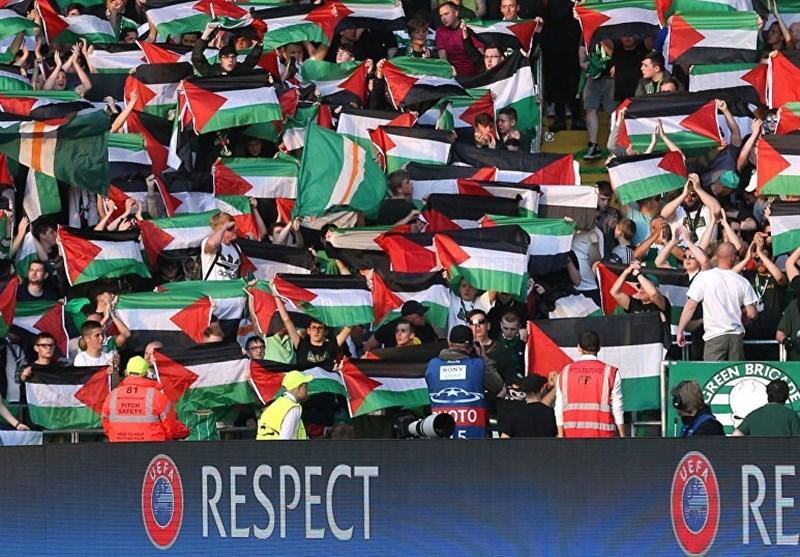 Filistin Bayrağı Açan Celtic Taraftarları, Beklenen Cezanın 2 Katı Para Topladı