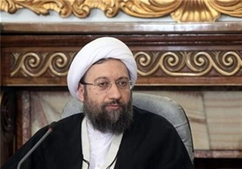 İran Yargı Erki Başkanı Irak'ta