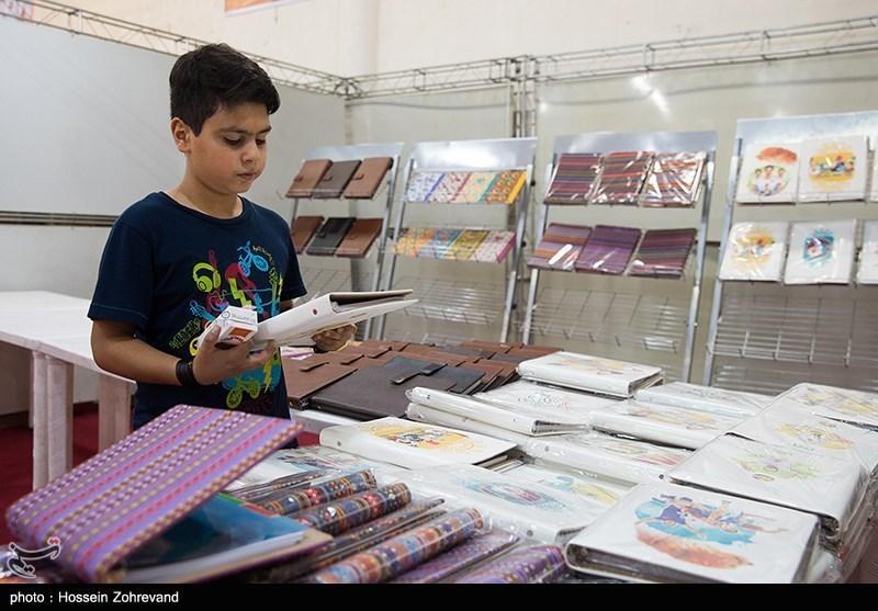 افتتاح چهارمین نمایشگاه نوشتافزار اسلامی ایرانی