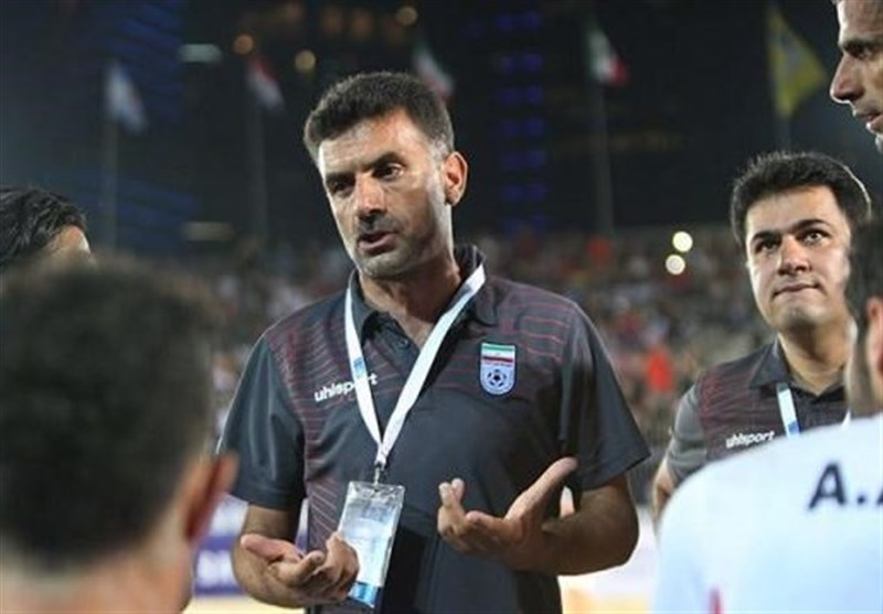 Iran Well-Prepared for AFC Beach Soccer Championship: Coach