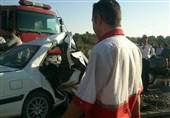 حوادث رانندگی در البرز 2 کشته و 9 مصدوم بر جای گذاشت