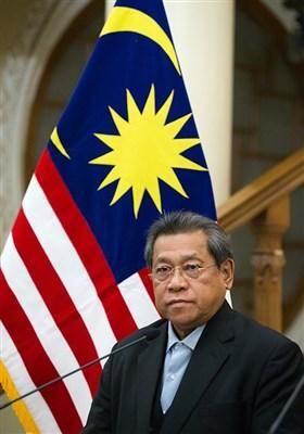 امین حاج مولیا رئیس مجلس نمایندگان مالزی