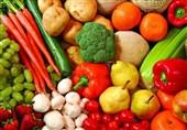 یک هفته میوه و سبزیجات خوردن چه شکلی است؟