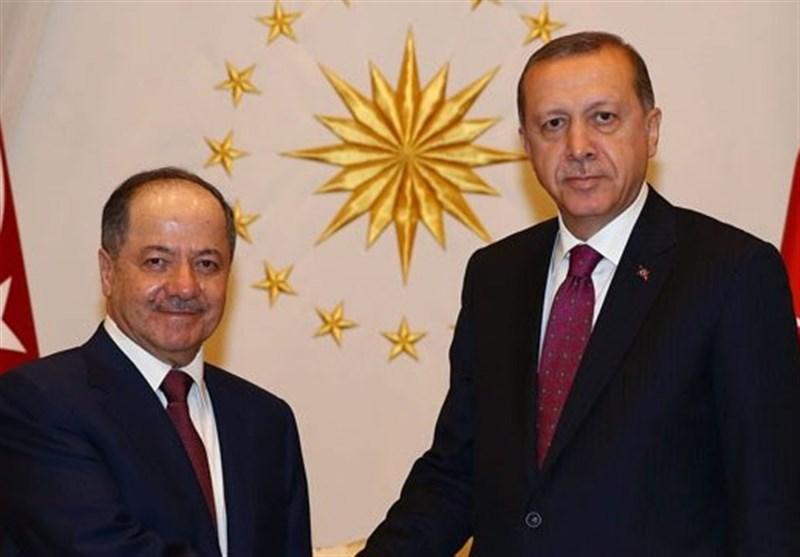 Erdoğan-Barzani Görüşmesinin Detayları