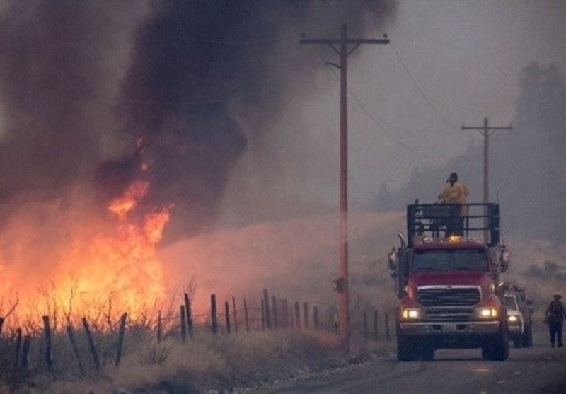 US: Washington State Declares Emergency Due to Wildfires