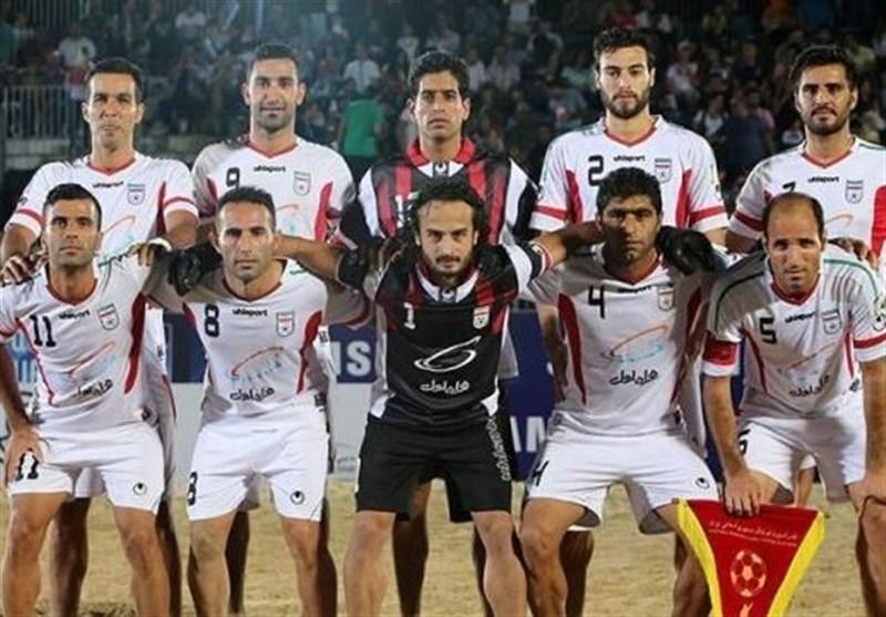 Iran Advances to Continental Beach Soccer Tournament Final