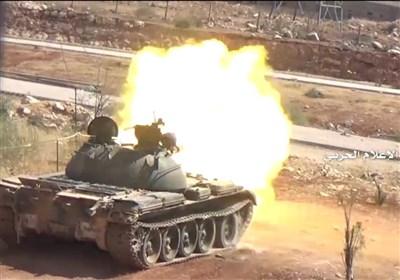 قوات الجیش السوری تسیطر على کتل أبنیة فی مشروع 1070 غرب حلب