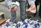 قاچاقچیان سیگار در استان البرز دستگیر شدند