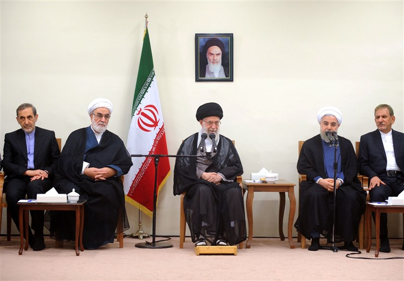 Leader Lauds Iran's Robust Security in A Volatile Region