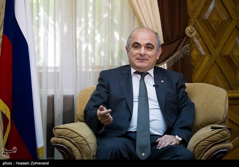 مصاحبه تسنیم با سفیر روسیه در تهران