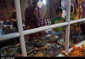 جشنواره سفره ایرانی در کرمانشاه