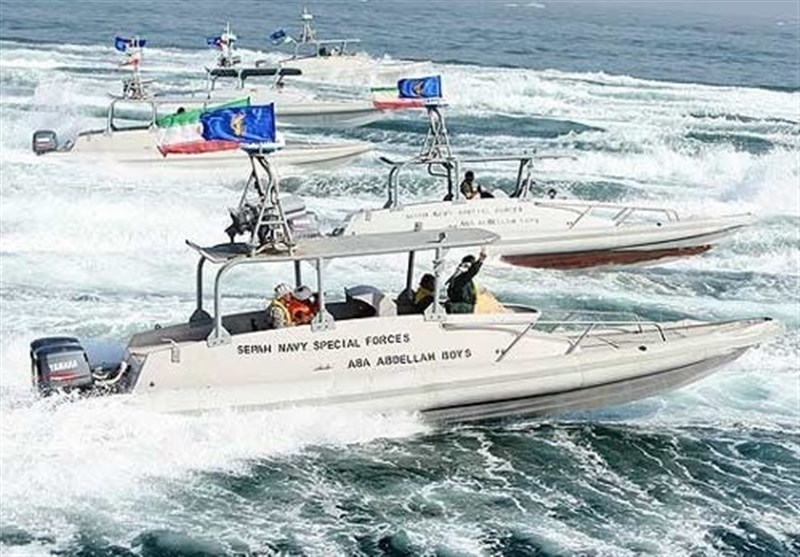 IRGC: US Vessel Was Out of Int'l Waterways at Hormuz Strait