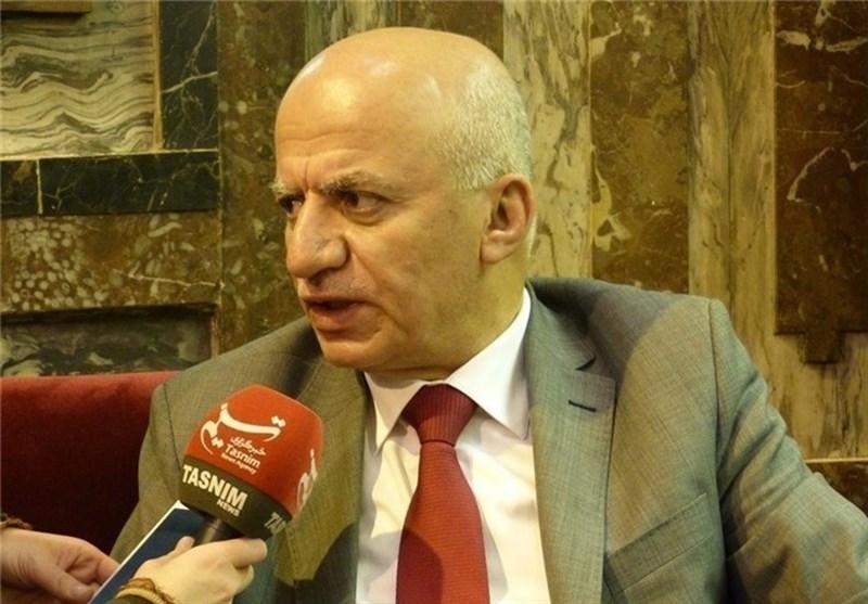 عمر اوسی عضو پارلمان سوریه
