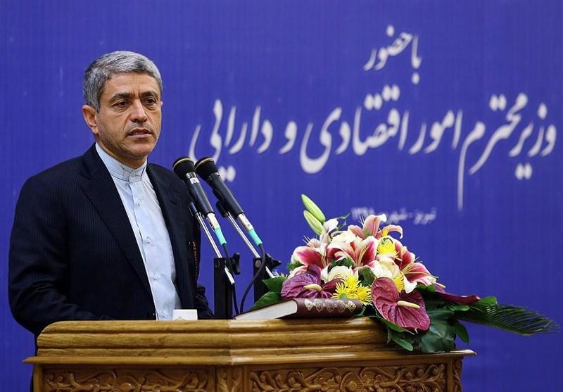 وزری اقتصاد طیب نیا در تبریز