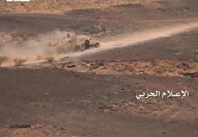 Suud Ordusu Necran'dan Histerik Kaçması + Video