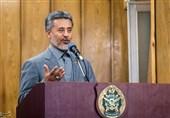 دریادار سیاری: به دنبال تقویت مسائل حقوقی در ارتش هستیم
