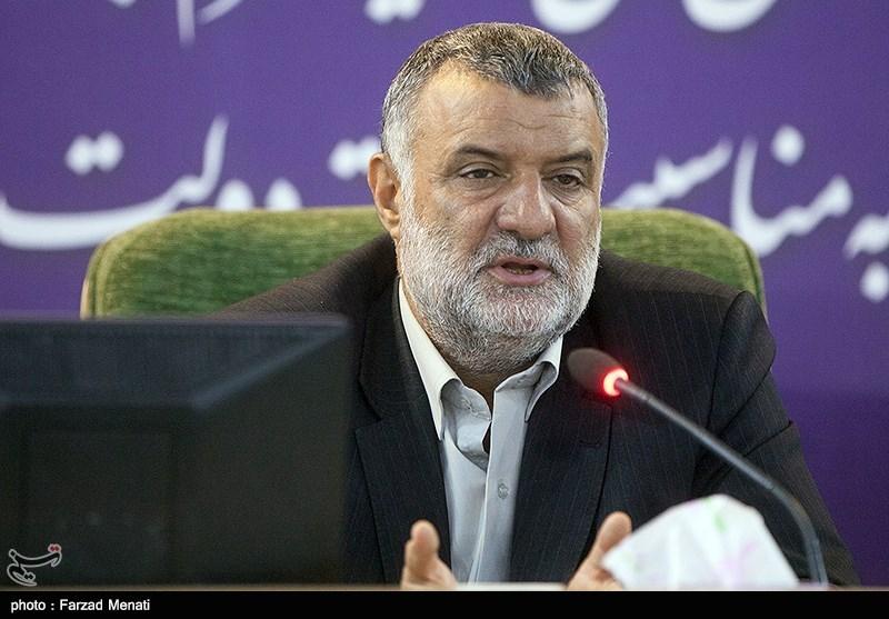 جلسه ی شورای اداری استان کرمانشاه با حضور وزیر کشاورزی