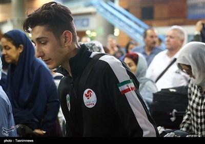 بازگشت تیم ملی تکواندو از المپیک ریو 2016
