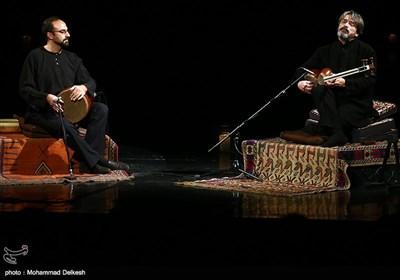 کنسرت حسین علیزاده در تالار وحدت