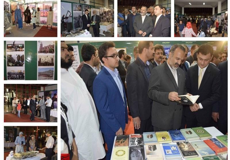 مشہد ایکسپو سنٹر میں پاکستان کی ثقافتی نمائش کا افتتاح/ تصویری رپورٹ