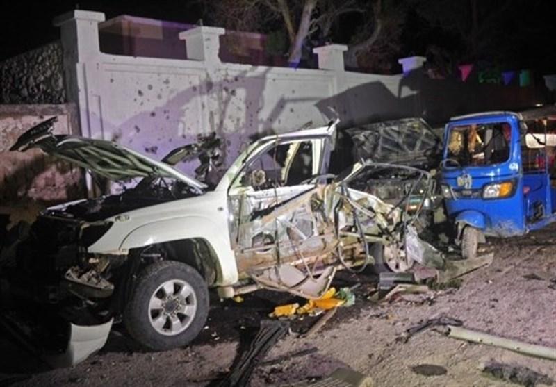 At Least 7 Killed in Somalia Hotel Blast