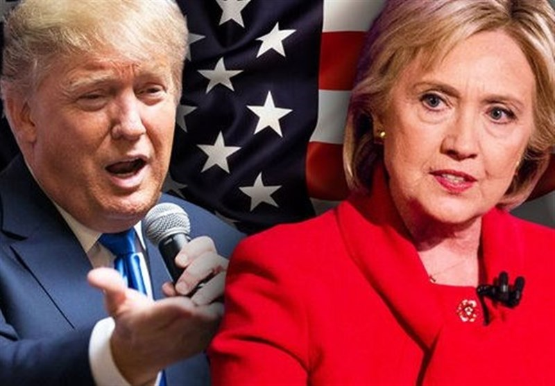 نتائج أولیة..ترامب یحصد 254 صوتا انتخابیا مقابل 218 لکلینتون