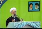 خطیب جمعة طهران: العدوان الثلاثی على سوریا یتعارض مع المعاییر الدولیة