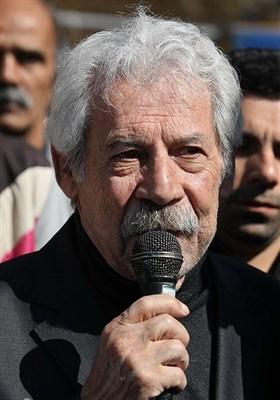 الممثل الإیرانی الشهیر داود رشیدی