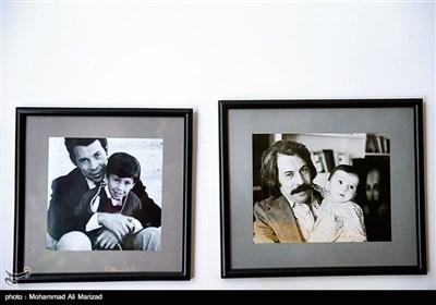 منزل الفنان الایرانی المرحوم داوود رشیدی