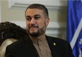 أمیر عبداللهیان: أحداث المسجد الاقصى تحولت الى انتفاضة جدیدة