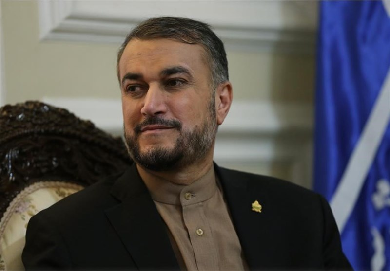 عبداللهیان: حماس والجهاد الاسلامی رکیزتان رئیسیتان فی مقاومة الکیان الصهیونی