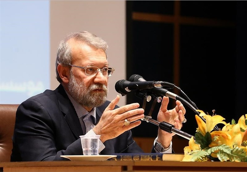 US Playing Games with Terrorism: Iran's Larijani