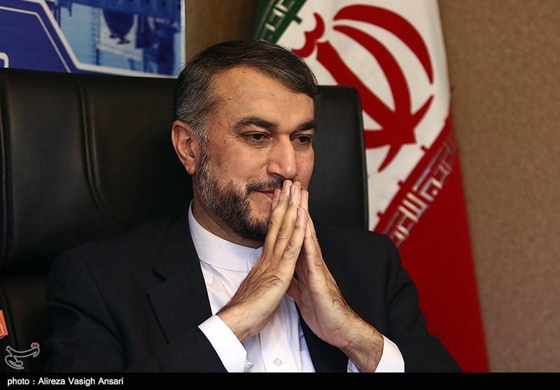 بازدید حسین عبدالهیان از دفتر خبرگزاری تسنیم در اصفهان