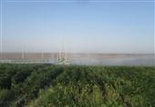تعهد 10 هزار هکتاری آبیاری نوین تا پایان امسال در قزوین اجرایی میشود