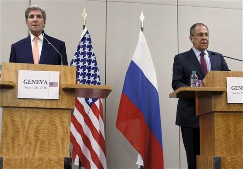 اتفاق روسی أمیرکی على وقف إطلاق النار فی سوریا وتشکیل حکومة جدیدة