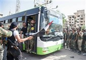 Syrian Militants Begin Darayya Exit (+Photos)