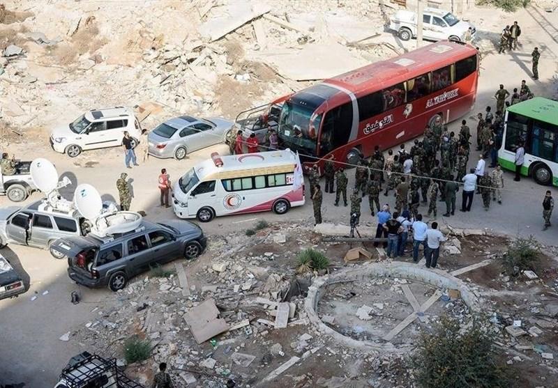 أمن دمشق یتعزز: بدء إخلاء داریا