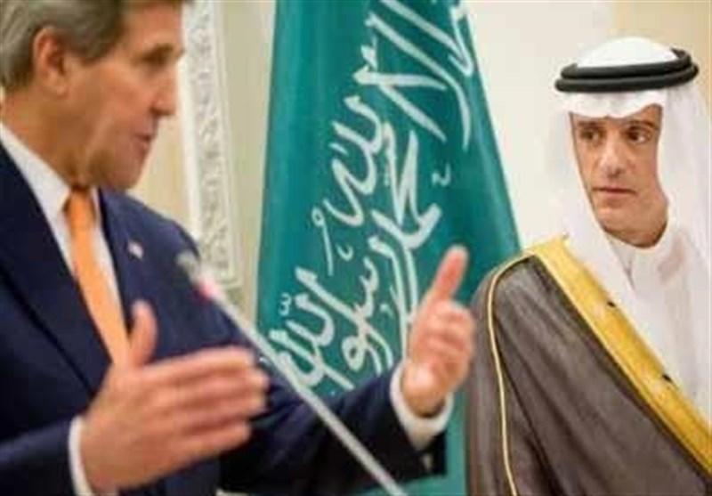 Arabistan Dışişleri Bakanı Amerikalı Efendisinin İran Karşıtı Sözlerini Tekrarladı