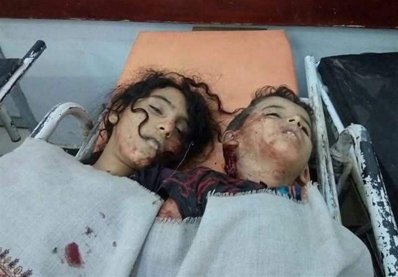 لماذا قُتل الطفلان الیمنیان أحمد ومینا؟!