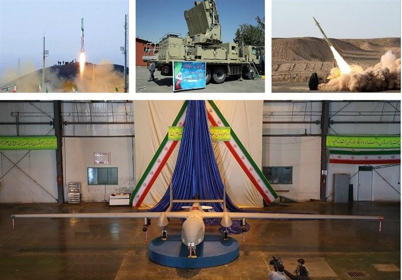 عملکرد وزارت دفاع