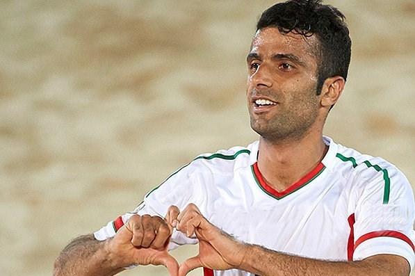 Iran Beats USA in Beach Soccer Intercontinental Cup