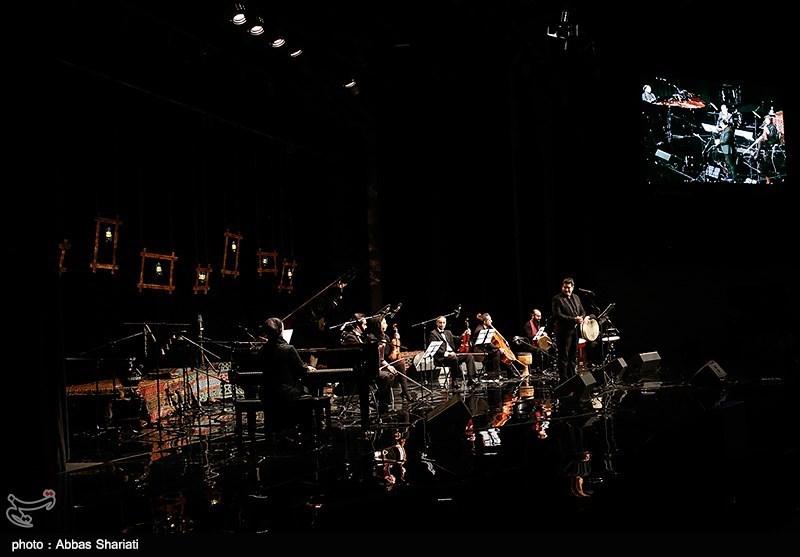 کنسرت سالار عقیلی