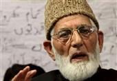 رهبر آزادی خواهان کشمیری: از حمایتهای پاکستان قدردانی میکنیم